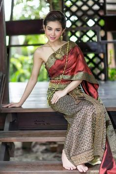 Thai dress                                                       …