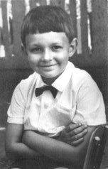 Этот милый мальчик - я. В 5 лет. Боже, как давно это было... This cute boy is me. In 5 years. God, how long has it been...