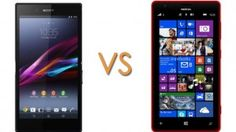 As we all know that Sony Xperia Z Ultra made appearance after Xperia Z and the device has spectacular specs and features. On the other hand, latest Nokia phblet, the Nokia Lumia 1520 is all set for release and might gain your attention.