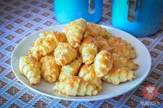 Pizza, Snack Recipes, Snacks, Cauliflower, Shrimp, Food And Drink, Appetizers, Sweets, Lunch