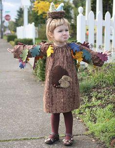 Vestito di Halloween per bambini da albero