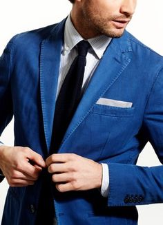 Why Do We Match Metals & Leathers But Not Ties & Pocket Squares?