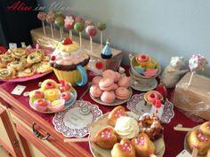 Diy Food, Wonderland, Desserts, March Hare, Alice In Wonderland Party, Dessert Ideas, Tailgate Desserts, Deserts, Postres
