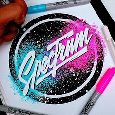 Spectrum by the brilliant @el_juantastico