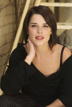 Neve Campbell as Sidney in Scream