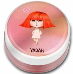 Shiny Peach Lip Tint Balm [Yadah] 11Street #cute #lippie #skinfriendly