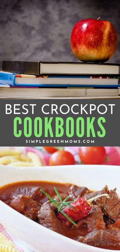 The best crockpot cookbooks will help you create NEW & EXCITING meals. Check out these cookbooks today! Healthy Family Meals, Healthy Crockpot Recipes, Family Recipes, Slow Cooker Recipes, Paleo Recipes, Slow Cooking, Cooks Slow Cooker, Cooking Ideas, Recipe For Mom