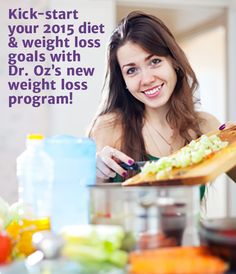 Dr. Oz's Total 10 Rapid Weight Loss Plan. Lose weight naturally with this easy-to-follow two week diet plan!