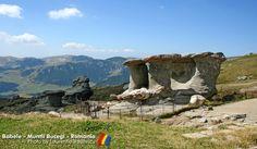 Sfinxul si Babele , Bucegi Mountains. Romania.