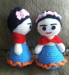 Frida #frida #fridaamigurumi #amigurumi #amigurumis #crochet #tejidocrochet #tejido #tejiendo #tejiendoamano #muñecostejidos #muñecostejidosjoni #hechoamano #Ecuador #Quito