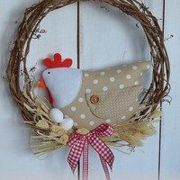 1 million+ Stunning Free Images to Use Anywhere Felt Crafts Diy, Farm Crafts, Easter Crafts, Craft Gifts, Arts And Crafts, Spring Projects, Spring Crafts, Chicken Pattern, Chicken Crafts