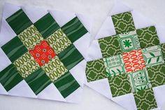Machen und Tun: green granny squares