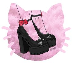 jeffrey_campbell_scully_hello_kitty_fashion_illustration