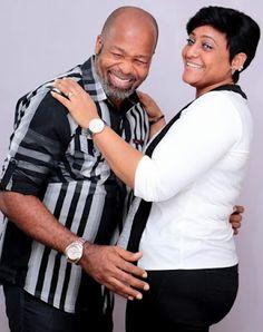 ACKCITY NEWS: I met my Wife on Wale Adenuga's Super Story She Toasted Me- Yemi Solade