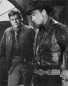 James Drury and Jack Lord in The Virginian Vintage Tv, Vintage Movies, Vintage Horror, Cowgirls, James Macarthur, Doug Mcclure, James Drury, Handsome Jack, The Virginian