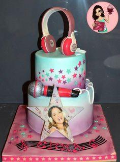 Violetta cake Gateau Violetta