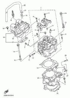 Toyota 8.8 V8 Engine Diagram di 2020