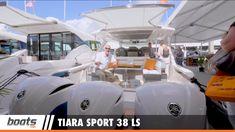 Tiara Sport 38 LS: First Look Video