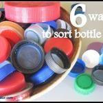 Six Ways to Sort Bottle Caps