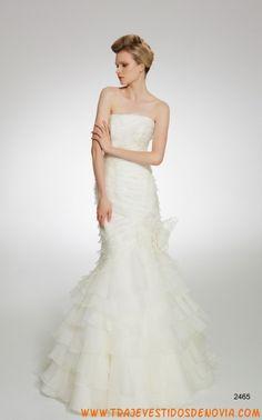 2465  Vestido de Novia  Patricia Avendao