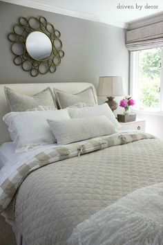 Eight simple steps to making the perfect bed