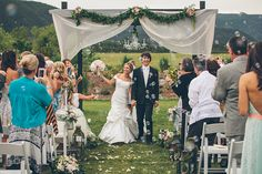 Brides: A Timeless Mountain Wedding at Crooked Willow Farms in Larkspur, Colorado Floral by The Perfect Petal