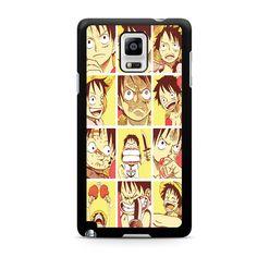 One Piece Monkey D Luffy For Samsung Galaxy Note 4 Case