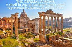 Rome is the capital city of Italy spanning 3000 years of history. This collection of city guides helps you navigate the ancient city of Rome.Check out the breakdown of where to stay in Rome, Free … Ancient Ruins, Ancient Rome, Ancient History, Cool Places To Visit, Places To Travel, Travel Destinations, Rome Travel, Italy Travel, Italy Tourism