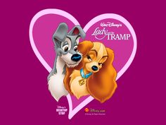 Lady and the Tramp - Disney Wallpaper (7979995) - Fanpop fanclubs