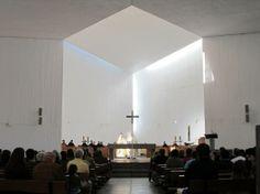 Capilla del Monasterio Benedictino / Gabriel Guarda, Martín Correa