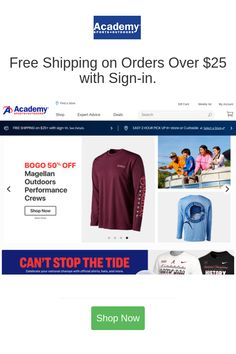 Best deals and coupons for Academy Sports and Outdoors GPS Telephony Video Game Consoles Video Players Recorders Projectors Televisions Electronics Gift Tablet Gps, Headphones For Tv, Android Security, Hand Games, Crew Shop, Discount Coupons, New Trailers, Camping Equipment