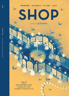 SHOP magazine's cove