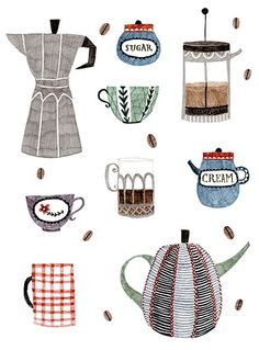 Abigail Halpin: Coffee and Tea