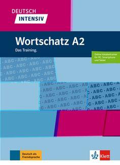 deutsch-intensiv-wortschatz-a2 Arwen, Products, Shopping, Libros, Learn German, School Forms, Gadget