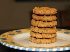 HOW TO: Bake Organic Vegan Whole-Wheat Peanut Butter Cookies