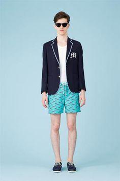 MR.GENTLEMAN 2014 Spring/Summer Lookbook