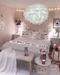 Decoración Para Dormitorios Modernas, Bellas Y Con Estilo (2019). Girs Bedroom  IdeasBedroom Decor For Teen ...
