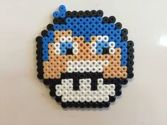Joy - Inside Out mushroom perler beads by Bjrnbr - Björn Börjesson