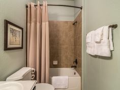 427 Holly Branch Ln Kemah, TX 77565: Photo Tall Shower