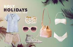 Holy Holidays - Pastel/ Shine