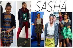 Obama Sisters, Malia And Sasha, Mr President, Greatest Presidents, First Daughter, Michelle Obama, Barack Obama, Style Icons, Girl Fashion