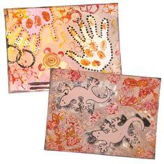 Indigenous Painting Techniques - CleverPatch