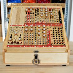 MATRIXSYNTH: Bastl Instruments Rumburack System
