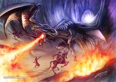 DeviantArt: More Like Portrait of a Black Dragon 2 by Dragolisco Dragon Facts, Dragon 2, Magical Creatures, Fantasy Creatures, Fantasy Books, Fantasy Art, Medieval, Digital Art Gallery, Fantasy Beasts