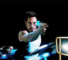 Tony Stark / Iron Man (Robert Downey Jr) - Iron Man 3