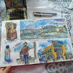 Photos - Vancouver Urban Sketchers (Vancouver, BC) - Meetup