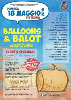 BALLOONSandBALOT - Tumit Eventi