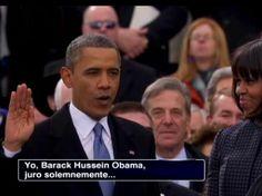 VIDEO: Barack Obama realizó juramento público en EE.UU. ║CNNChile.