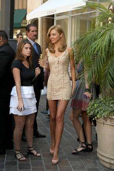 ♥SuccessDress♥ Miranda Kerr - blonde style!!