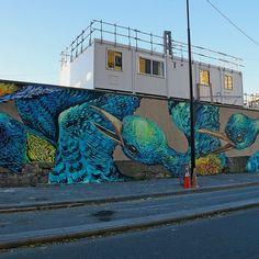 Bastardilla, Streetart, Urbacolors